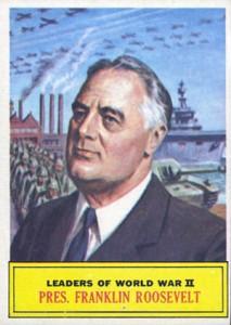 1965 Topps Battle Trading Cards 2