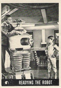 1966 Topps Lost in Space Trading Cards 1