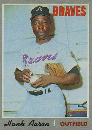 1970 Topps Baseball Cards 28