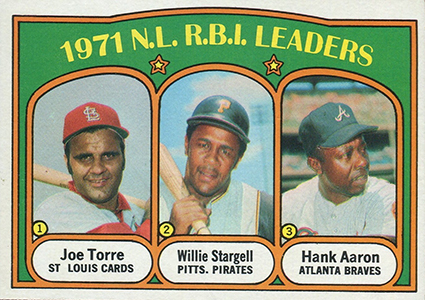 Top 10 Joe Torre Baseball Cards 2