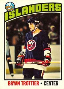 1976-77 O-Pee-Chee Bryan Trottier RC