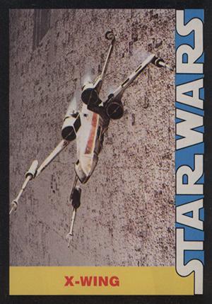1977 Wonder Bread Star Wars Trading Cards 1