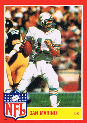 1985 Topps Football Cards 23