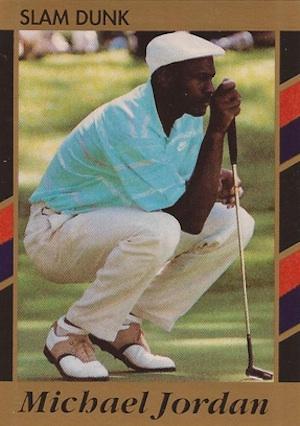 Ultimate Guide to Michael Jordan Golf Cards 27