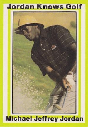 Ultimate Guide to Michael Jordan Golf Cards 24