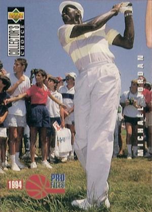 Ultimate Guide to Michael Jordan Golf Cards 6