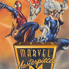1996 Fleer/SkyBox Marvel Masterpieces Trading Cards