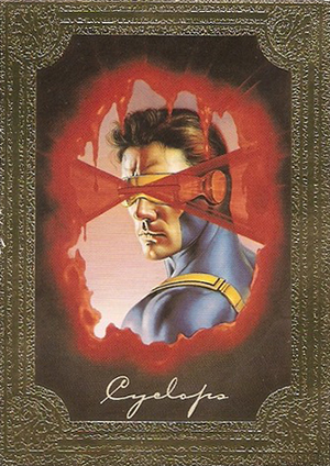 1996 Fleer/SkyBox Marvel Masterpieces Trading Cards 21