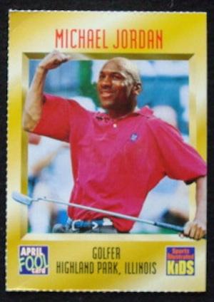 Ultimate Guide to Michael Jordan Golf Cards 30