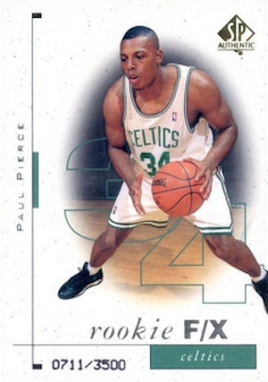 Top 1990s Basketball Rookie Cards to Collect 12