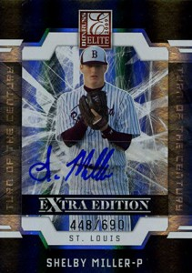 Shelby Miller Rookie Card and Prospect Card Guide 7