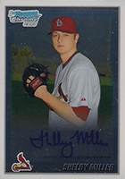 Shelby Miller Rookie Card and Prospect Card Guide