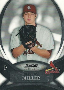 Shelby Miller Rookie Card and Prospect Card Guide 11