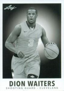 2012-13 Leaf Metal Basketball Cards 35
