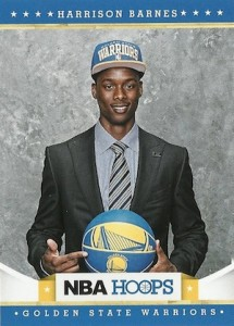 Harrison Barnes Cards and Memorabilia Guide 1