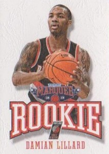 Damian Lillard Rookie Cards Checklist and Guide 17