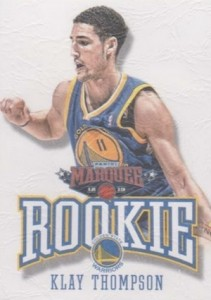Klay Thompson Rookie Card Checklist 2