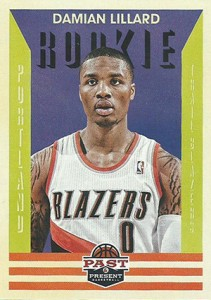Damian Lillard Rookie Cards Checklist and Guide 22