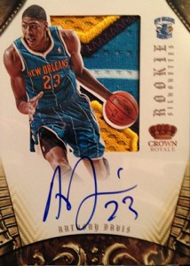 2012-13 Panini Preferred Basketball Hot List and Top Sales 23