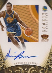 2012-13 Panini Preferred Basketball Hot List and Top Sales 29