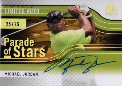 Ultimate Guide to Michael Jordan Golf Cards 12