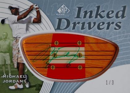 Ultimate Guide to Michael Jordan Golf Cards 19