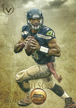 Top 10 Russell Wilson Rookie Cards 1