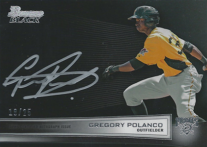 Gregory Polanco Rookie Cards and Prospect Cards Guide 29
