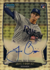 2013 Bowman Baseball Hot List 61