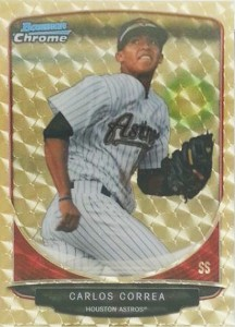 2013 Bowman Baseball Hot List 59