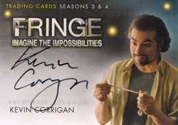 2013 Cryptozoic Fringe Seasons 3 and 4 Autographs Guide 10