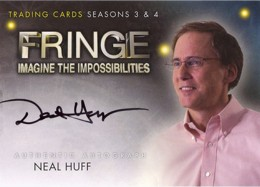 2013 Cryptozoic Fringe Seasons 3 and 4 Autographs Guide 16
