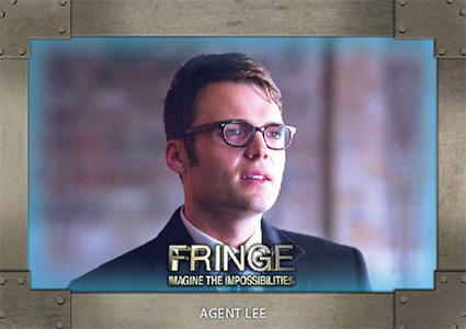 2013 Cryptozoic Fringe Seasons 3 and 4 Trading Cards 27