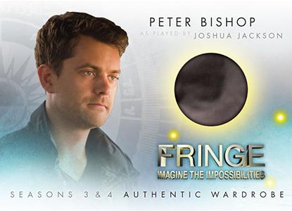 2013 Cryptozoic Fringe Seasons 3 and 4 Trading Cards 28
