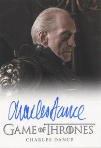 2013 Rittenhouse Game of Thrones Season 2 Autographs Guide 8