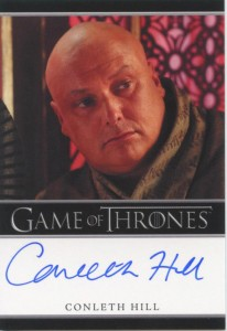 2013 Rittenhouse Game of Thrones Season 2 Autographs Guide 38