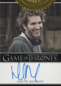 2013 Rittenhouse Game of Thrones Season 2 Autographs Guide 4