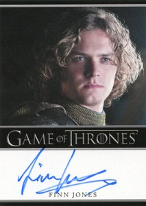 2013 Rittenhouse Game of Thrones Season 2 Autographs Guide 39