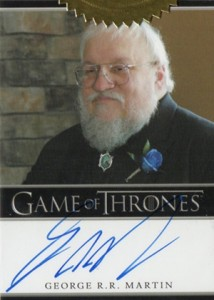 2013 Rittenhouse Game of Thrones Season 2 Autographs Guide 42