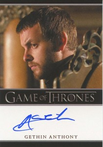2013 Rittenhouse Game of Thrones Season 2 Autographs Guide 3