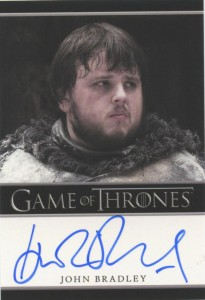2013 Rittenhouse Game of Thrones Season 2 Autographs Guide 5