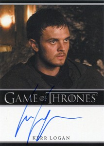 2013 Rittenhouse Game of Thrones Season 2 Autographs Guide 17