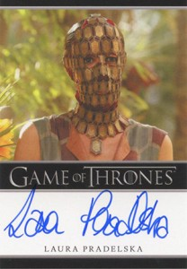 2013 Rittenhouse Game of Thrones Season 2 Autographs Guide 20
