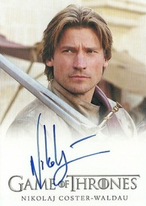 2013 Rittenhouse Game of Thrones Season 2 Autographs Guide 31