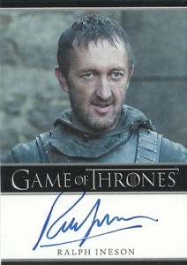 2013 Rittenhouse Game of Thrones Season 2 Autographs Guide 15