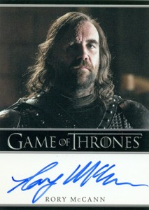2013 Rittenhouse Game of Thrones Season 2 Autographs Guide 19