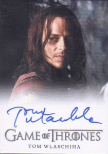 2013 Rittenhouse Game of Thrones Season 2 Autographs Guide 49