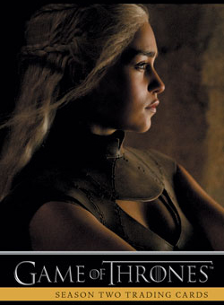 2013 Rittenhouse Game of Thrones Season 2 Trading Cards 32