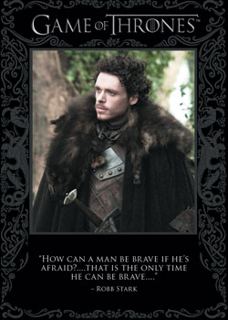 2013 Rittenhouse Game of Thrones Season 2 Trading Cards 25