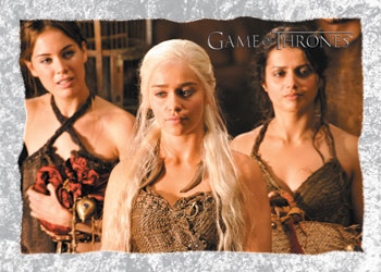 2013 Rittenhouse Game of Thrones Season 2 Trading Cards 30